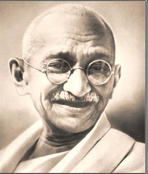 mahatma gandhi biography for students